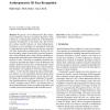 Anthropometric 3D Face Recognition