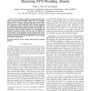 Application of anomaly detection algorithms for detecting SYN flooding attacks