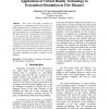 Application Of Virtual Reality Technology To Evacuation Simulation In Fire Disaster