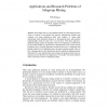 Applications and Research Problems of Subgroup Mining