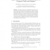Applications of Conformal Geometric Algebra in Computer Vision and Graphics