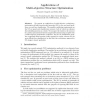 Applications of multi-objective structure optimization