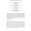 Applications of Neighborhood Sequence in Image Processing and Database Retrieval