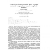 Applications of Some Properties of the Canonical Module in Computational Projective Algebraic Geometry