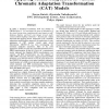 Applying Mixed Adaptation to Various Chromatic Adaptation Transformation (CAT) Models