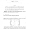 Approximate inverse-free preconditioners for Toeplitz matrices