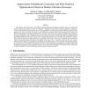 Approximate Probabilistic Constraints and Risk-Sensitive Optimization Criteria in Markov Decision Processes