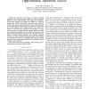 Approximately optimal adaptive learning in opportunistic spectrum access