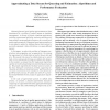Approximating a Data Stream for Querying and Estimation: Algorithms and Performance Evaluation