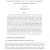 Approximating Minimum Power Covers of Intersecting Families and Directed Connectivity Problems