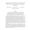 Approximation Algorithms for the Job Interval Selection Problem and Related Scheduling Problems