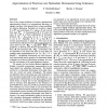 Approximation of functions over redundant dictionaries using coherence
