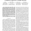 Approximation Ratios of Multicast Light-Trees in WDM Networks