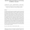 AQoSM: Scalable QoS multicast provisioning in Diff-Serv networks