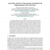 Area, Delay, and Power Characteristics of Standard-Cell Implementations of the AES S-Box
