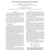 Arterial Pulse Rate Variability analysis for diagnoses