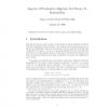Aspects of predicative algebraic set theory, II: Realizability