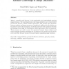 Assessing agreement between human and machine clusterings of image databases