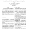 Assessing Changeability by Investigating the Propagation of Change Types