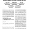 Association analysis-based transformations for protein interaction networks: a function prediction case study