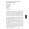 Asymptotic robustness of estimators in rare-event simulation