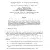 Asymptotics for Incidence Matrix Classes