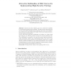 Attractive Subfamilies of BLS Curves for Implementing High-Security Pairings