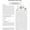 Authenticating location-based services without compromising location privacy