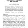 Automated analysis of compositional multi-agent systems