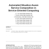 Automated Situation-Aware Service Composition in Service-Oriented Computing