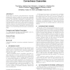 Automated synthesis of composite services with correctness guarantee