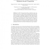 Automatic Covert Channel Analysis of a Multilevel Secure Component