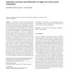 Automatic extraction and delineation of single trees from remote sensing data