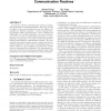 Automatic generation and tuning of MPI collective communication routines