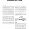 Automatic generation of embedded communication SW for heterogeneous MPSoC platforms