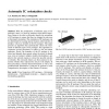 Automatic IC orientation checks