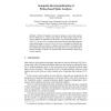Automatic Incrementalization of Prolog Based Static Analyses