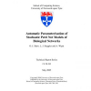 Automatic Parameterisation of Stochastic Petri Net Models of Biological Networks
