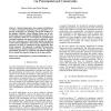 Automatic Property Identification via Parameterized Constraints