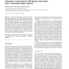 Automatic reconstruction of 3D human arm motion from a monocular image sequence