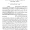 Automatic test generation using genetically-engineered distinguishing sequences