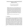 Autonomic Management of Scalable Load-Balancing for Ubiquitous Networks