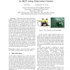 Autonomous fish tracking by ROV using Monocular Camera