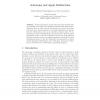 Autonomy and Agent Deliberation