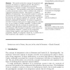 Autopoiesis and Cognition