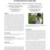 Avaaj Otalo: a field study of an interactive voice forum for small farmers in rural India