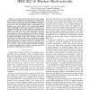 Bandwidth Balancing in Multi-Channel IEEE 802.16 Wireless Mesh Networks