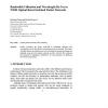 Bandwidth Utilisation and Wavelength Re-Use in WDM Optical Burst-Switched Packet Networks