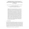 BARTER: Behavior Profile Exchange for Behavior-Based Admission and Access Control in MANETs