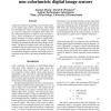 Bayesian Color Correction Method for Non-Colorimetric Digital Image Sensors
